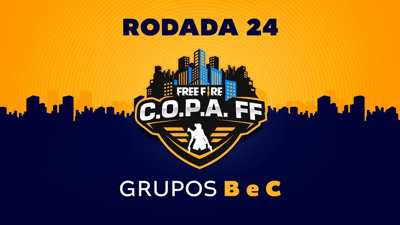 C.O.P.A. FF - Rodada 24 - Grupos B e C