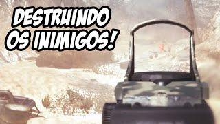 MODERN WARFARE 2 - Destruindo Os Adversários!!! (Call of Duty Multiplayer Gameplay)
