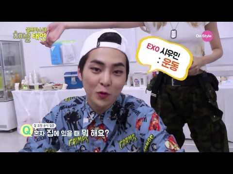 1080p HD 150819 Channel SNSD   TaeYeon - SuperJunior, Red Velvet, EXO