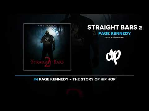 Page Kennedy - Straight Bars 2 (FULL MIXTAPE)