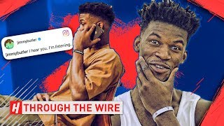 Where Will Jimmy Butler Be Traded To? | Through The Wire Podcast