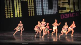 "HIGHEST SCORING SENIOR ROUTINE ""THESE BOOTS"" CPD INTERMIX DANCE CO."