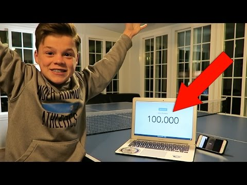 100,000 SUBSCRIBERS!!