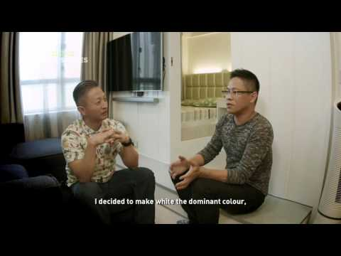 200 Sq Feet Simplicity | Small Spaces | HGTV Asia