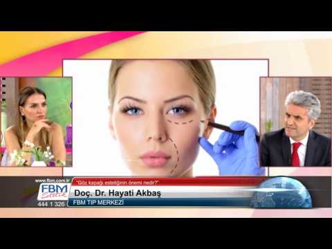Doç.Dr.Hayati Akbaş-Göz kapağı...