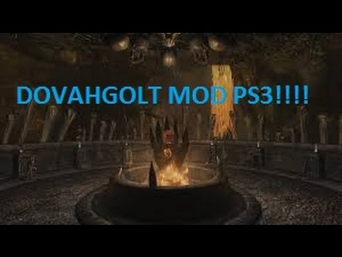 Mod skyrim ps3 save file