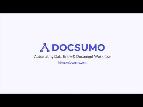 Docsumo Demo