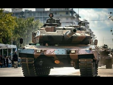 GREECE Defending NATO And Europe From MUSLIM- HELLENIC ARMED FORCES