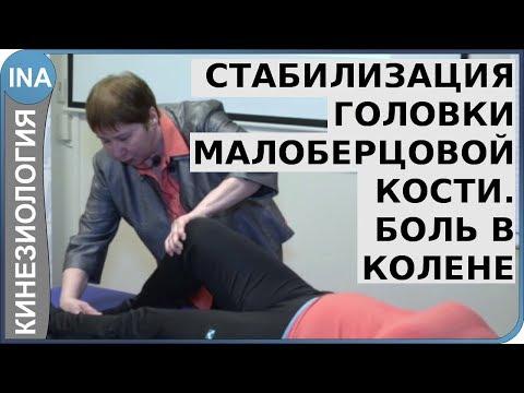 Кости колена болят