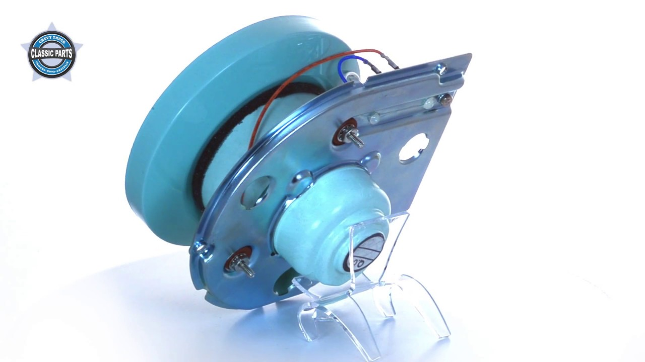 1968 camaro tic toc tachometer w 5000 rpm redline [ 1280 x 720 Pixel ]