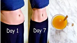 Cómo perder 4kg a la semana y conseguir un vientre plano.