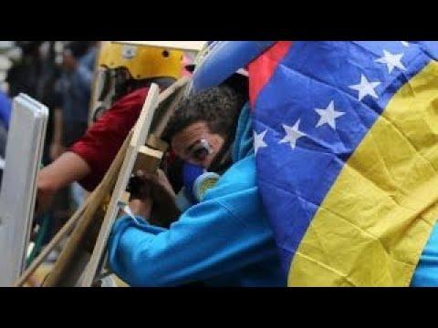 White House weighs Venezuela options