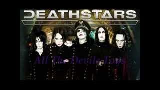 Обложка Deathstars All The Devils Toys Lyrics