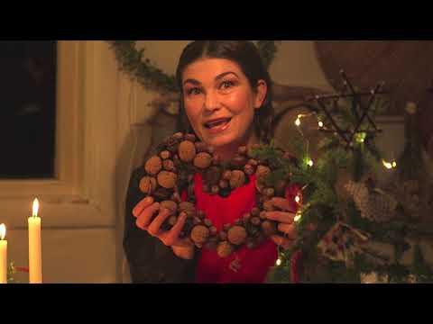 Hållbarhet i juletid - Hemma hos Jessica v 51. Hyacinter , julgran och dekorationer & odling
