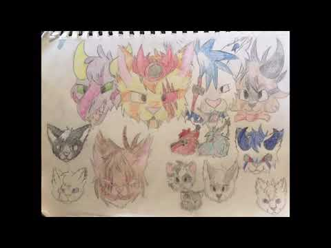 Some Of My Characters!!!(read Description)