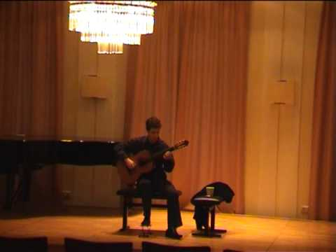 Jerome Mouffe performs Flight of the bumblebee by Nikolai Rimsky-Korsakov - Live