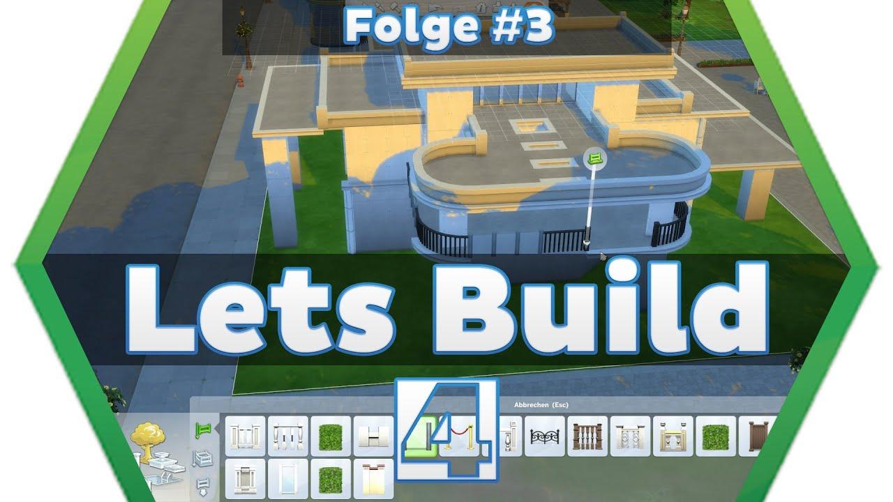 eine erweiterung mit klamotten und runde pools die sims 4 lets build 4 night club deluxe. Black Bedroom Furniture Sets. Home Design Ideas