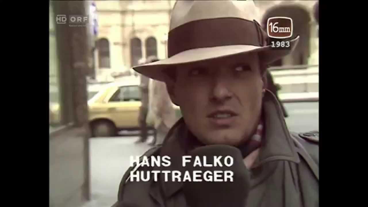 Falco Interview 1983