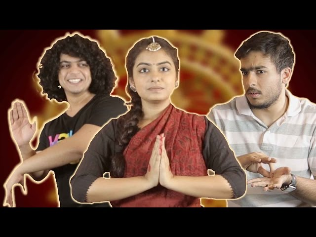 People Try Bharatanatyam For The First Time