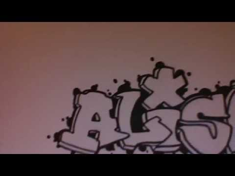 How Do You Make Graffiti Letters