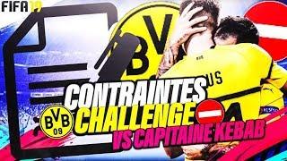 FIFA19 | CARRIÈRE DORTMUND : CONTRAINTE CHALLENGE VS C.Kebab