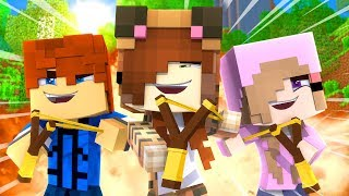 Minecraft Daycare -  THE NEW TINA !? (Minecraft Roleplay)