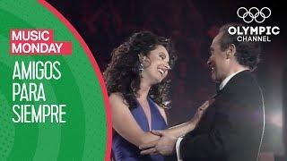 Amigos Para Siempre - Sarah Brightman & José Carreras @ Barcelona 92 Opening Ceremony | Music Monday