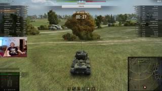 Стрим второй. Общение с подпищиками и гостями, пока Вас жду играю в танки!