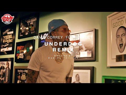 Смотреть клип David Correy Ft. Prospect - Underdog Remix