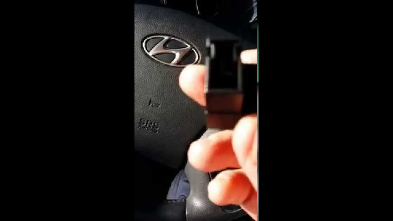 Hyundai Stop Light Indicator Brake Switch Fix And Replacment 1996 Infiniti I30 Fuse Box Youtube