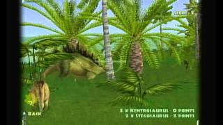 """Jurassic Park: Operation Genesis"" Playstation 2 (PS2) gameplay (no commentary, no logos)"