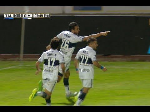 Gimnasia le ganó 1 a 0 a Talleres en Córdoba con gol de Mauricio Romero