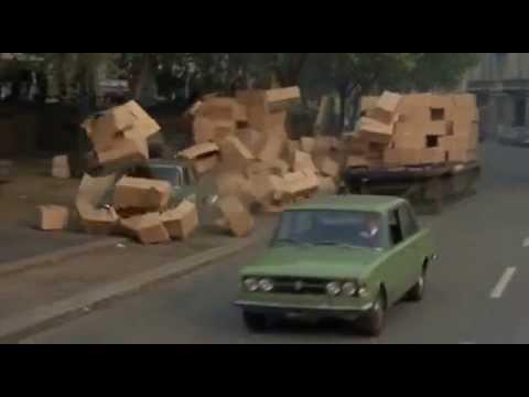 Il Poliziotto è marcio (1974) - Epico inseguimento.