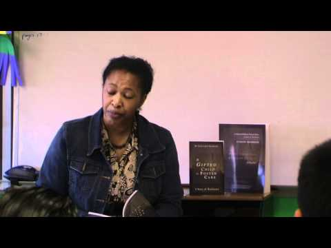 Grace LaJoy -  Author Visit at Garfield Elementary School