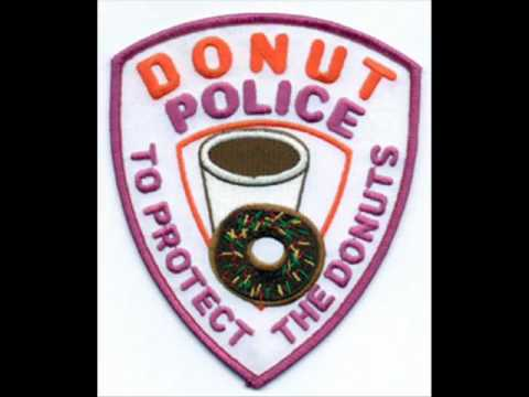 Ned calls police station about a Donut run in a  Helicopter