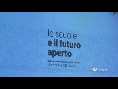 Culture. Matera 2019. Le scuole e il futuro aperto...