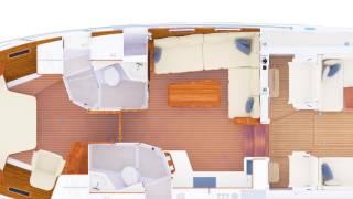 MJM 50z Accommodations Versatility