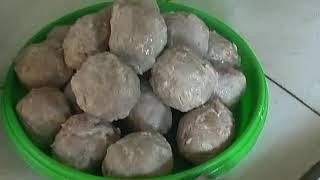 Bakso Babi Wr.Bakso Haram