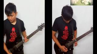 Played with Drop A tuning Im using LTD F-50 BOSS ME-25 Note: I do n...