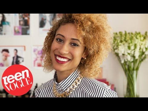Teen Vogue Editor Elaine Welteroth Responds to Your Comments – 3 Steps to – Teen Vogue