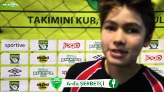 Revengers FC Röportaj / İZMİR / iddaa Rakipbul Ligi 2015 Açılış Sezonu