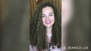 Спирально-вертикальная  биозавивка волос от Bianca Lux. Отзывы клиентов.