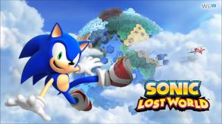 "Sonic Lost World ""Tropical Coast Zone Act 3 (Sea Bottom Segue)"" Music"