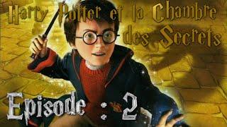 GAMEPLAY HARRY POTTER et la Chambre des Secrets : Episode 2 (PC)