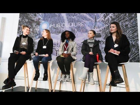 غريتا تونبرغ: تنتقد المشاركين في منتدى دافوس لتجاهلهم قضية المناخ…  - نشر قبل 2 ساعة