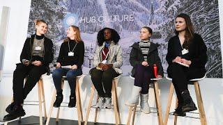 غريتا تونبرغ: تنتقد المشاركين في منتدى دافوس لتجاهلهم قضية المناخ…