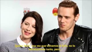 Outlander | EW SDCC2015 | Subt. en español