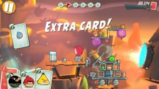 Angry Birds 2: Level 232: Walkthrough (3 STARS) HD