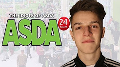 THE TYPES OF PEOPLE YOU ONLY SEE IN ASDA UK