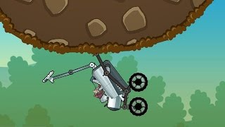 Hill Climb Racing Unlimited Fuel Fun 😎